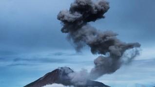Status Gunung Taal di Filipina Naik, Radius Evakuasi 14 Km