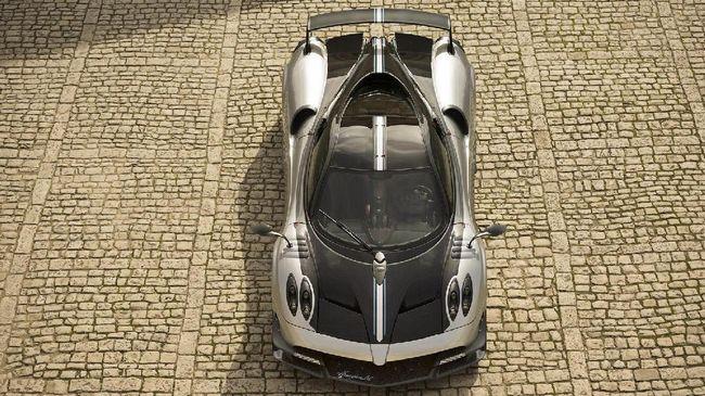 Jorge Lorenzo membeli Pagani Huayra Roadster seharga 2 juta euro atau sekitar Rp31 miliar.