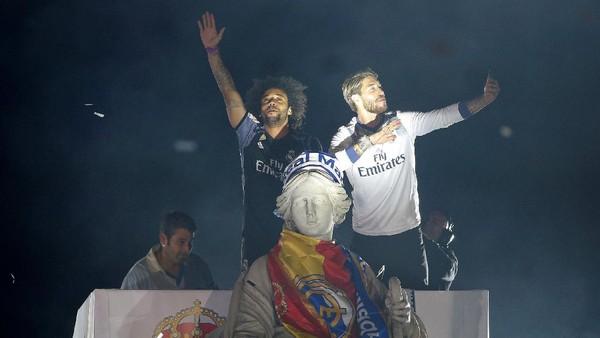 Real Madrid Juara La Liga 2016/2017