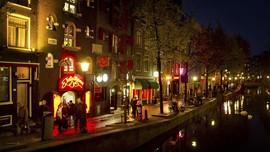 Banyak Turis Usil, 'Destinasi' Seks di Amsterdam Akan Pindah