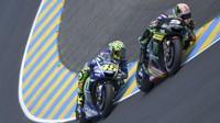 Zarco Tak Berminat Gantikan Posisi Valentino Rossi