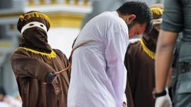 Pasangan LGBT Digerebek Warga Aceh, Terancam 100 Kali Cambuk