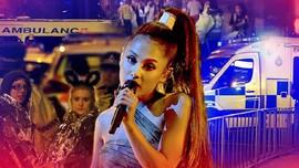 Kronologi Ledakan Konser Ariana Grande