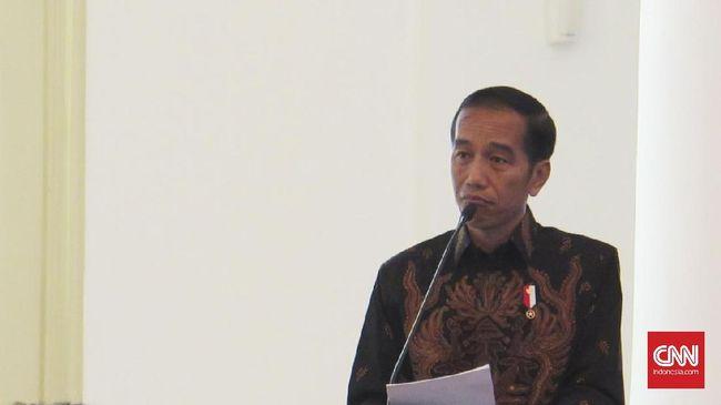 Jokowi Minta Industri Berbenah agar Dilirik Generasi milenial