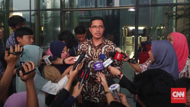 KPK Serahkan Kasus Bupati Nganjuk ke Kejagung