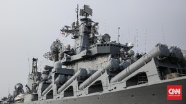 Putin Akan Perkuat AL Rusia dengan Rudal Nuklir Hipersonik