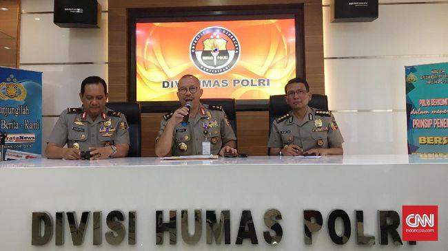 Polisi Fokus Tiga Pengamanan Jelang Natal dan Tahun Baru