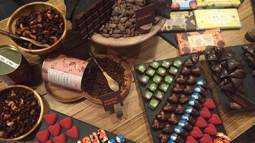 Pencinta Cokelat, Yuk, Ikutan Chocolate Love Affair !