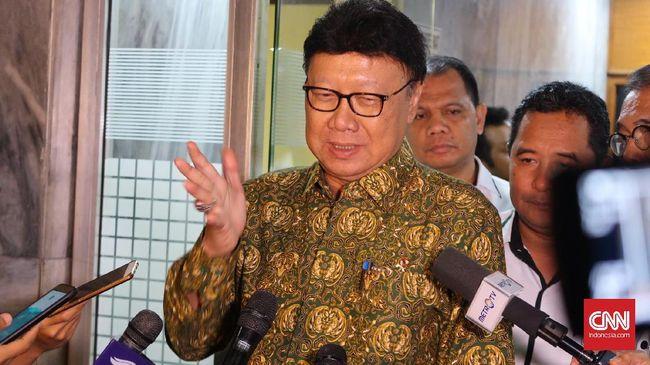 Menteri Tjahjo Kumolo menyatakan, pemerintah memberi kebebasan kepada semua agama mengamalkan ajarannya selama tidak bermuatan ajakan mengubah Pancasila.