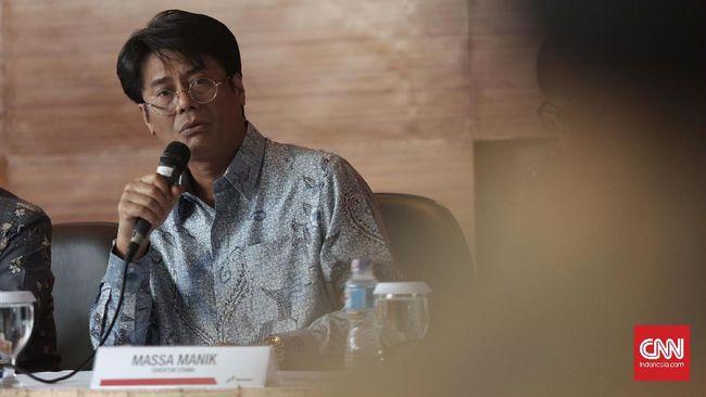 CNNIndonesia.com berkesempatan mewawancarai Direktur Utama Pertamina Elia Massa Manik di sela-sela pertemuannya dengan Dewan Perwakilan Rakyat (DPR).