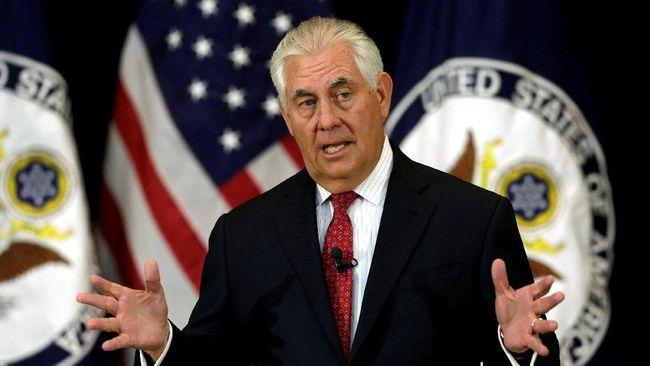 AS Jatuhkan Sanksi kepada Jenderal Myanmar Terkait Rohingya