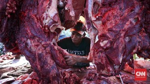 Gubernur Sulsel Jamin Stok Daging Aman Jelang Lebaran