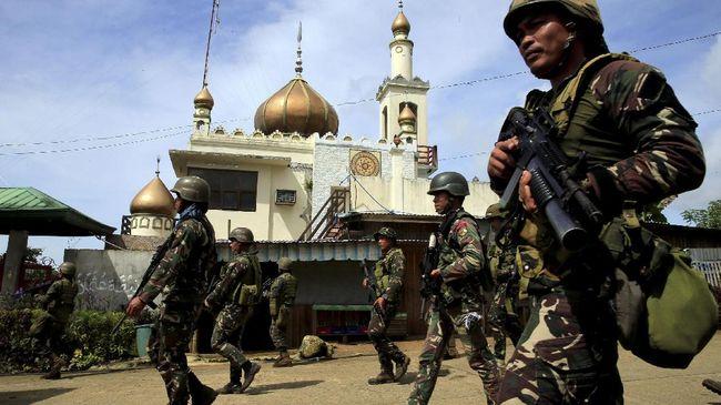 Menkopolhukkam Wiranto mengatakan telah meminta negara-negara kawasan bekerja sama dalam menghancurkan basis baru ISIS di wilayah Marawi, FIlipina.