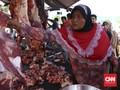 Kementan Pastikan Stok Daging Sapi Buat Lebaran Aman