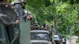 Selamatkan Sandera Abu Sayyaf, Militer Filipina Kepung Desa