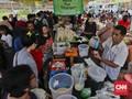 DKI Bolehkan Pasar Benhil Tetap Jual Takjil selama Ramadan