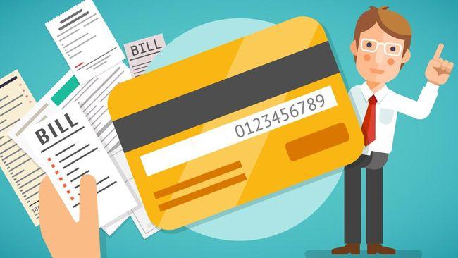 Agar Tak 'Buntung' Pakai Kartu Kredit
