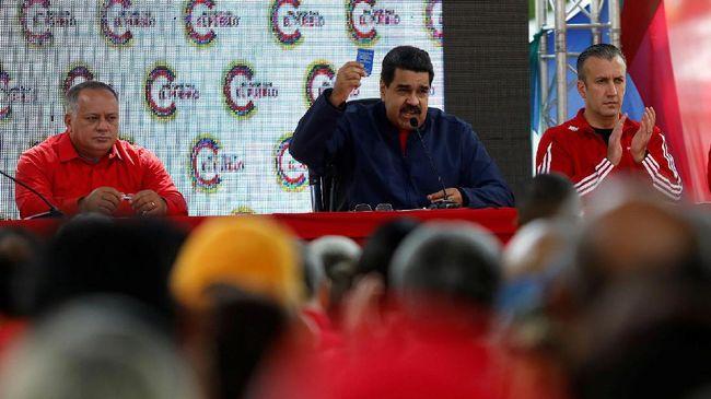 Venezuela Bakal Rilis Cryptocurrency Senilai US$5,9 Miliar