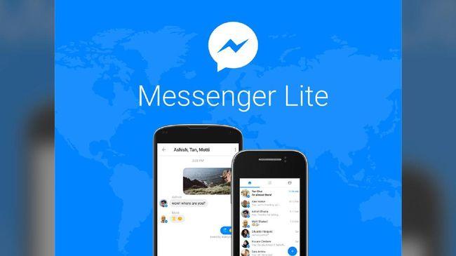 Seperti halnya WhatsApp, Facebook hari ini meluncurkan fitrur untuk menghapus pesan pada layanan Messenger.