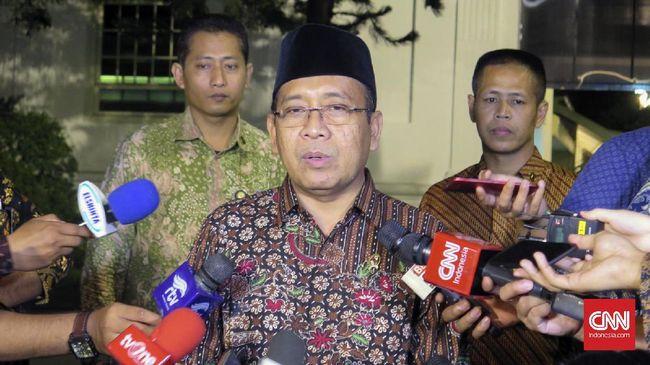 Mensesneg Pratikno membantah loyalis Bambang Soesatyo yang menyebut ikut campur dalam pemilihan ketua umum Partai Golkar.