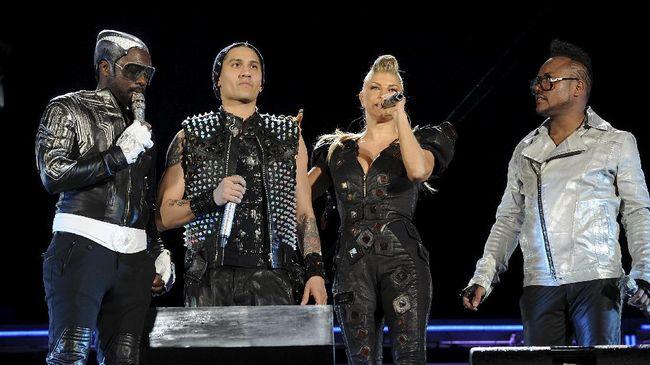 Will I Am Konfirmasi Kepergian Fergie Dari Black Eyed Peas