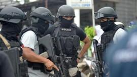 Densus 88 Tangkap 15 Terduga Teroris di Bekasi dan Jakarta