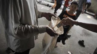Tren Pengemis Online Tebar 'Norek' di Saat Banjir BLT Jokowi