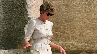 Sepeda Masa Kecil Putri Diana Akan Dilelang hingga Rp600 Juta