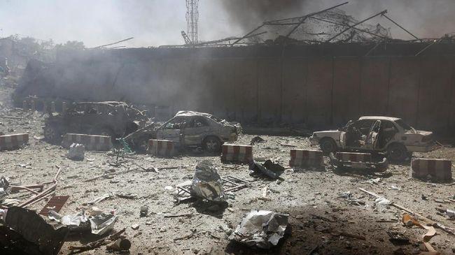 Tiga ledakan terpisah menghantam Baghdad, Irak, pada Selasa (26/11) malam. Sebanyak 6 orang dilaporkan tewas dan 15 lainnya terluka.