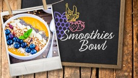 Resep Praktis Smoothies Bowl