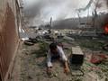 Bom Bunuh Diri di Kantor Pemilu Afghanistan Tewaskan 57 Orang