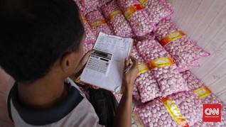 Kementan Tuding 34 Importir Bawang Putih Tak Sesuai Aturan
