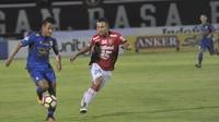 Bali United Curi Satu Poin di Markas Persib Bandung