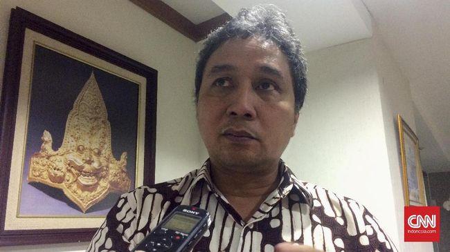 Direktur Jenderal Kebudayaan Kementerian Pendidikan dan Kebudayan, Hilmar Farid.