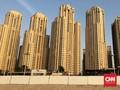 Di Atas Padang Pasir, Dubai Punya Taman Bunga Terbesar