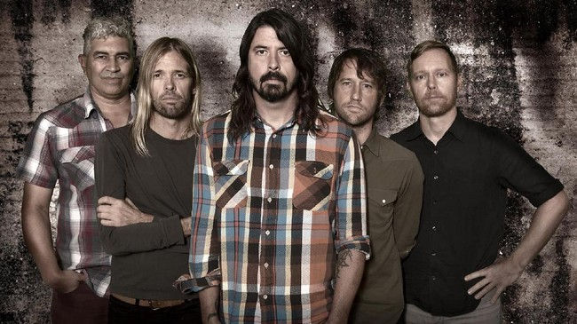 Jay-Z dan Foo Fighters Masuk Daftar Rock & Roll Hall of Fame