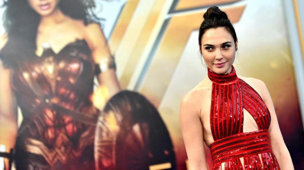 Gal Gadot Disebut Ingin Setop dari Sekuel Wonder Woman