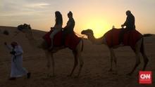 Deretan Aturan Berbikini dari Dubai sampai Arab Saudi
