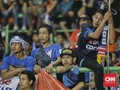 Suporter Datang ke Stadion, Klub Liga 1 Dinyatakan Kalah