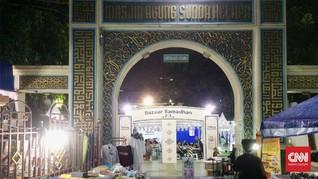 Ragam Cerita Ramadan di Masjid Agung Sunda Kelapa