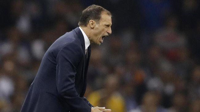 Juventus bakal meningkatkan gaji Max Allegri dan sang pelatih bakal menerima bayaran hingga kisaran Rp103 miliar setahun.