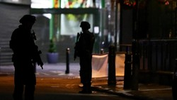 Polisi Lepas Semua Terduga Teroris London