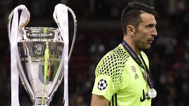 Gianluigi Buffon menyebut Real Madrid layak memenangkan pertandingan dan menyesali kegagalan Juventus memanfaatkan peluang yang ada di awal laga.