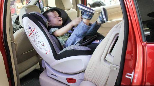 Berikut Ini Adalah 3 Kesalahan Yang Sering Terjadi Saat Memasang Baby Car Seat