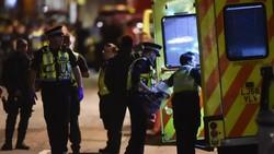 Polisi Ungkap Dua Nama Pelaku Teror London Bridge