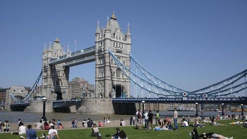Industri Pariwisata London Hitung Dampak Serangan Teroris