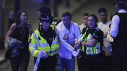 Polisi Ungkap Pelaku Ketiga Teror Jembatan London
