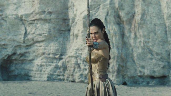 Sukses 'Wonder Woman' Dibantu Bakat Pria Indonesia