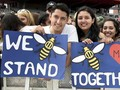 Siaran Konser Amal Manchester di TV Catat Rekor Penonton