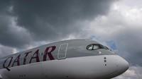 Pesawat Qatar Tujuan Bali Mendarat Darurat di India